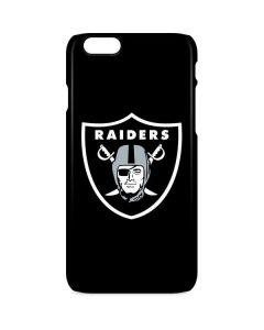 Oakland Raiders Large Logo iPhone 6s Lite Case