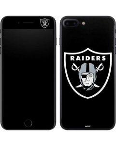 Oakland Raiders Large Logo iPhone 7 Plus Skin