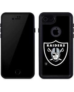 Oakland Raiders Large Logo iPhone 8 Waterproof Case