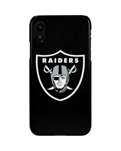 Oakland Raiders Large Logo iPhone XR Lite Case