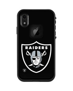 Oakland Raiders Large Logo LifeProof Fre iPhone Skin
