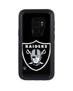 Oakland Raiders Large Logo Otterbox Defender Galaxy Skin