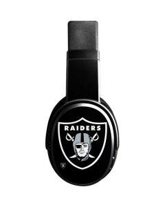 Oakland Raiders Large Logo Skullcandy Crusher Wireless Skin