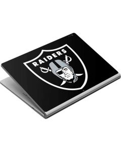Oakland Raiders Large Logo Surface Book Skin