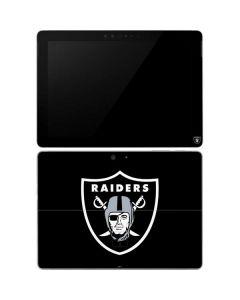 Oakland Raiders Large Logo Surface Go Skin