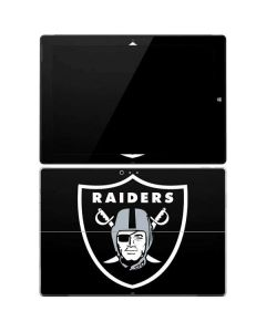 Oakland Raiders Large Logo Surface Pro 3 Skin