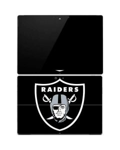 Oakland Raiders Large Logo Surface Pro 4 Skin