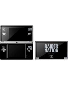 Oakland Raiders Team Motto DS Lite Skin