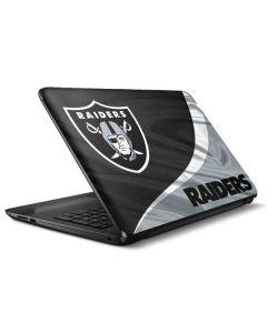 Oakland Raiders HP Notebook Skin