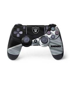 Oakland Raiders PS4 Controller Skin