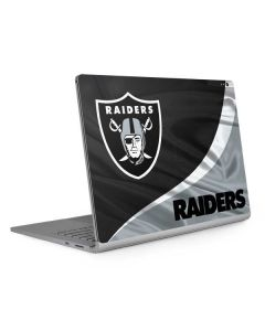 Oakland Raiders Surface Book 2 13.5in Skin