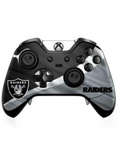 Oakland Raiders Xbox One Elite Controller Skin