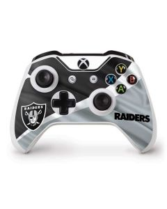Oakland Raiders Xbox One S Controller Skin