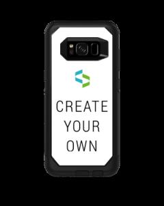 Custom OtterBox Commuter Galaxy S8 Skin