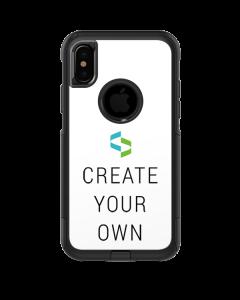 Custom OtterBox Commuter iPhone X Skin