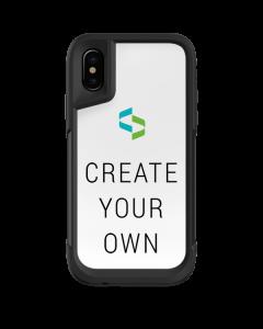 Custom OtterBox Pursuit iPhone X Skin