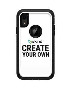 Custom OtterBox Defender iPhone XR Skin