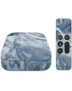 Ocean Blue Marble Apple TV Skin