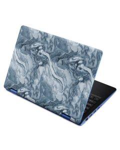 Ocean Blue Marble Aspire R11 11.6in Skin
