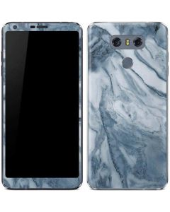 Ocean Blue Marble LG G6 Skin