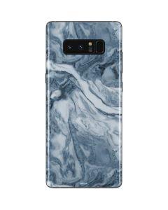 Ocean Blue Marble Galaxy Note 8 Skin