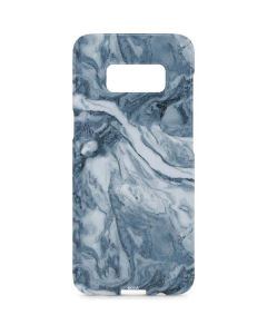 Ocean Blue Marble Galaxy S8 Plus Lite Case