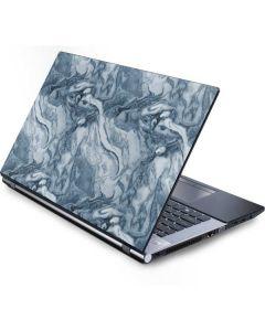 Ocean Blue Marble Generic Laptop Skin