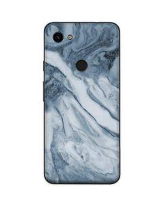 Ocean Blue Marble Google Pixel 3a Skin