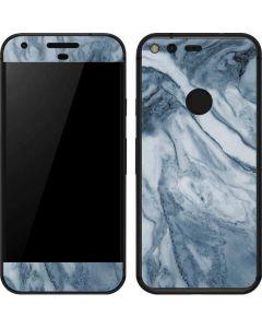 Ocean Blue Marble Google Pixel Skin