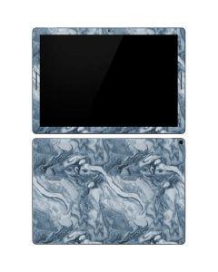 Ocean Blue Marble Google Pixel Slate Skin