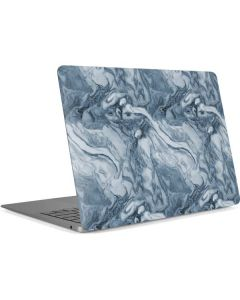 Ocean Blue Marble Apple MacBook Air Skin