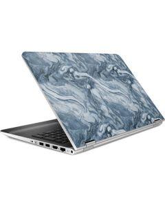Ocean Blue Marble HP Pavilion Skin