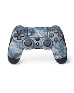 Ocean Blue Marble PS4 Pro/Slim Controller Skin