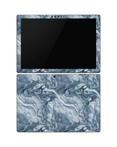 Ocean Blue Marble Surface Pro 6 Skin