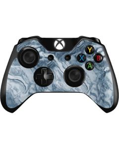 Ocean Blue Marble Xbox One Controller Skin