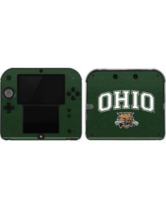Ohio Bobcats 2DS Skin