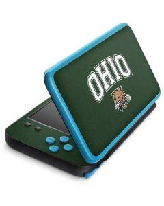 Ohio Bobcats 2DS XL (2017) Skin