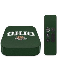 Ohio Bobcats Apple TV Skin