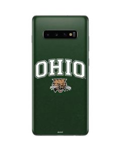 Ohio Bobcats Galaxy S10 Plus Skin