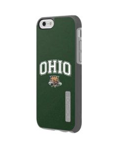 Ohio Bobcats Incipio DualPro Shine iPhone 6 Skin