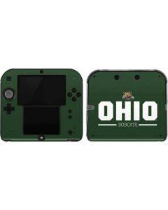 Ohio Bobcats Logo 2DS Skin