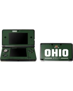 Ohio Bobcats Logo 3DS (2011) Skin