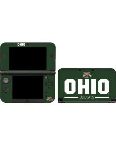 Ohio Bobcats Logo 3DS XL 2015 Skin