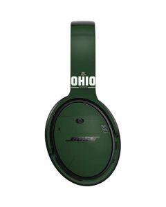 Ohio Bobcats Logo Bose QuietComfort 35 II Headphones Skin
