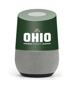 Ohio Bobcats Logo Google Home Skin