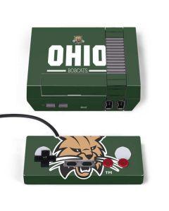 Ohio Bobcats Logo NES Classic Edition Skin