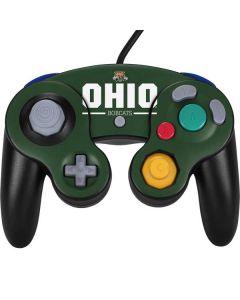 Ohio Bobcats Logo Nintendo GameCube Controller Skin