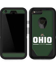 Ohio Bobcats Logo Otterbox Defender Pixel Skin