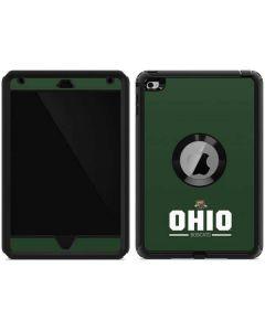 Ohio Bobcats Logo Otterbox Defender iPad Skin