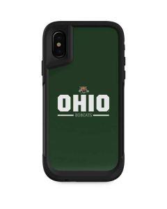 Ohio Bobcats Logo Otterbox Pursuit iPhone Skin